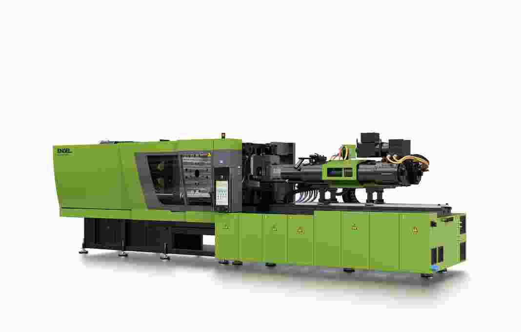 the Engel Injection Molding Machine